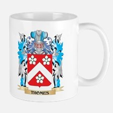 Thomes Coat of Arms - Family Crest Mugs