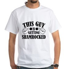 This Guy Is Getting Shamrocked Shirt