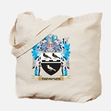 Thompson Coat of Arms - Family Crest Tote Bag
