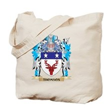 Thomson Coat of Arms - Family Crest Tote Bag
