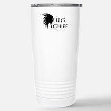 big chief Travel Mug