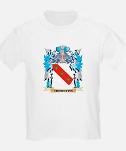 Thornton Coat of Arms - Family Crest T-Shirt