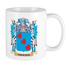 Thorsen Coat of Arms - Family Crest Mugs