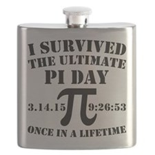 Ultimate Pi Day Flask
