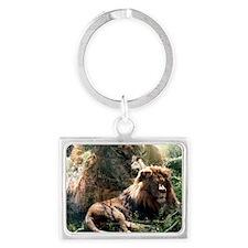 Lion Spirit Keychains