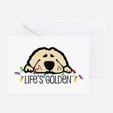 Life's Golden Christmas Greeting Cards (Pk of 20)