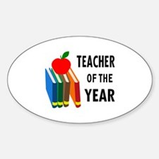 teacher of the year Decal