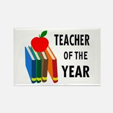 teacher of the year Magnets