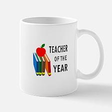 teacher of the year Mugs