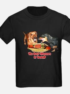 Best Wieners Dachshund Dogs T