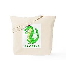 Cute Gator Tote Bag