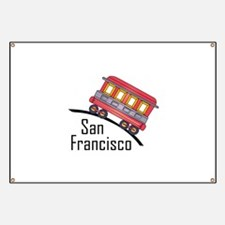 san francisco trolley Banner
