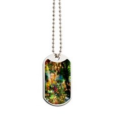 Forest Goddess 4.png Dog Tags