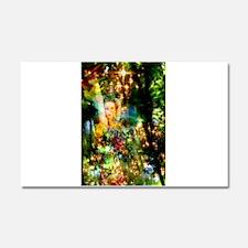 Forest Goddess 4.png Car Magnet 20 x 12