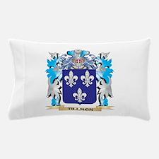 Tillmon Coat of Arms - Family Crest Pillow Case
