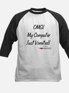 Computer Vomited Tee