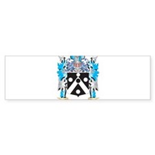 Timmons Coat of Arms - Family Crest Bumper Bumper Sticker