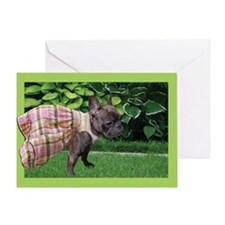 WhitGARDENdress Greeting Cards