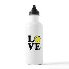 Love Tennis Water Bottle