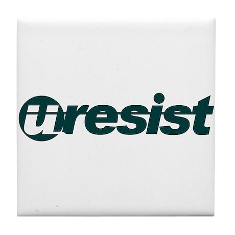 U:RESIST Tile Coaster