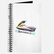 JET SKI AQUAHOLIC Journal