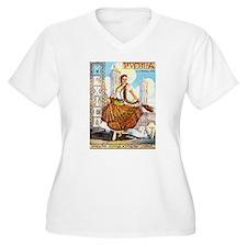 Puebla Mexico ~ Vintage Travel Plus Size T-Shirt
