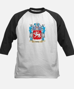 Toal Coat of Arms - Family Crest Baseball Jersey