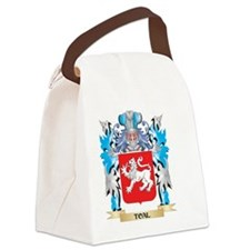 Toal Coat of Arms - Family Crest Canvas Lunch Bag