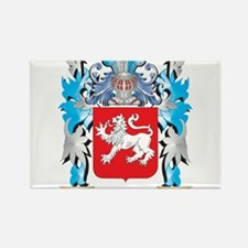 Toal Coat of Arms - Family Crest Magnets