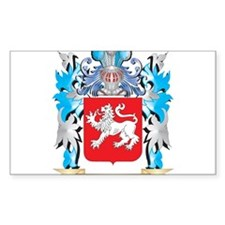 Toal Coat of Arms - Family Crest Bumper Stickers