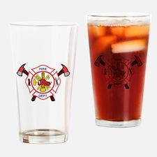 MALTESE CROSS Drinking Glass