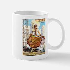 Puebla Mexico ~ Vintage Travel Mugs