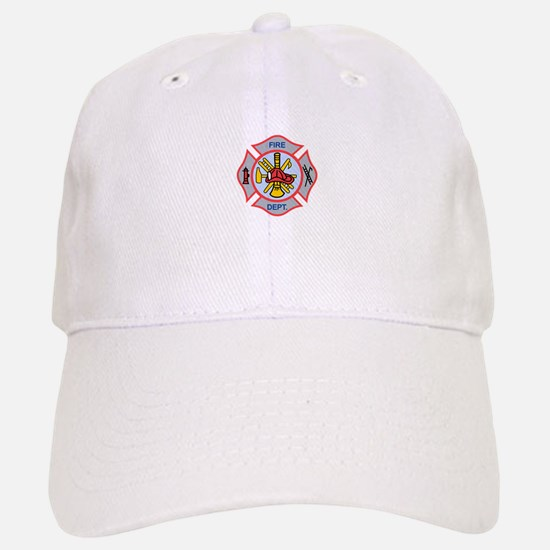 MALTESE CROSS APPLIQUE Baseball Hat