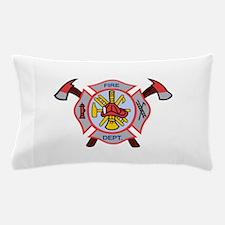 MALTESE CROSS APPLIQUE Pillow Case