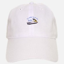RATHER BE ON MY JET SKI Baseball Baseball Baseball Cap