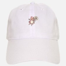 HAPPY SQUIRREL Baseball Baseball Baseball Cap