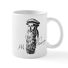 John Knox Portrait With Signature Mugs