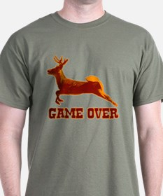 Cute Game over mens T-Shirt