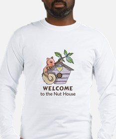 THE NUT HOUSE Long Sleeve T-Shirt