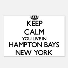 Keep calm you live in Ham Postcards (Package of 8)