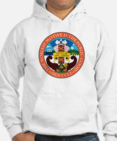 San Diego County Coat of Arms Hoodie