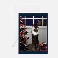 I See Santa! Card