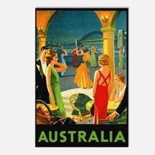 Vintage Sydney Australia Travel Postcards (Package