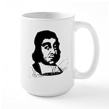 Thomas Watson Portrait With Signature Mugs