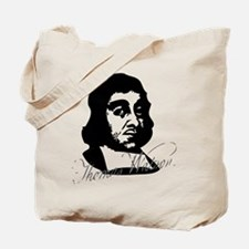 Thomas Watson Portrait with Signature Tote Bag