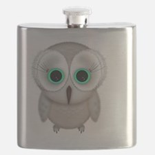 Cute Cute owl Flask