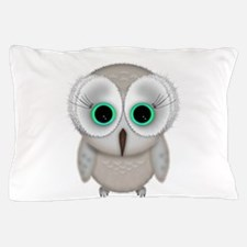 Cute Cute owl Pillow Case
