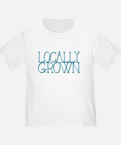 Locally Grown for Baby Boy T-Shirt