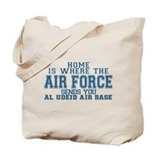 Unique Navy brat Tote Bag