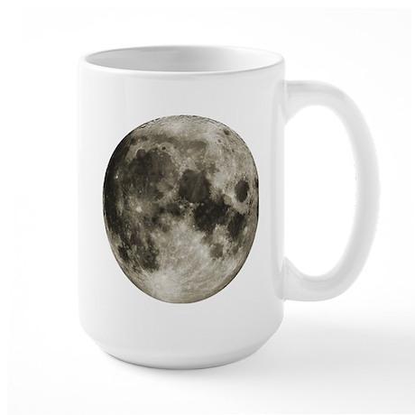 The Moon Large Mug